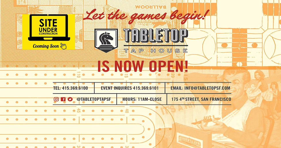 TableTop Tap House